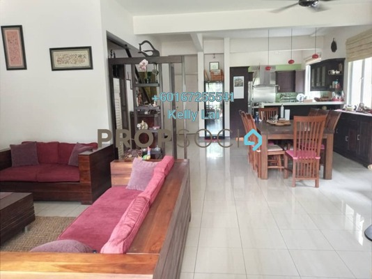 Terrace For Sale in Adora, Desa ParkCity Freehold Semi Furnished 5R/4B 2.45m