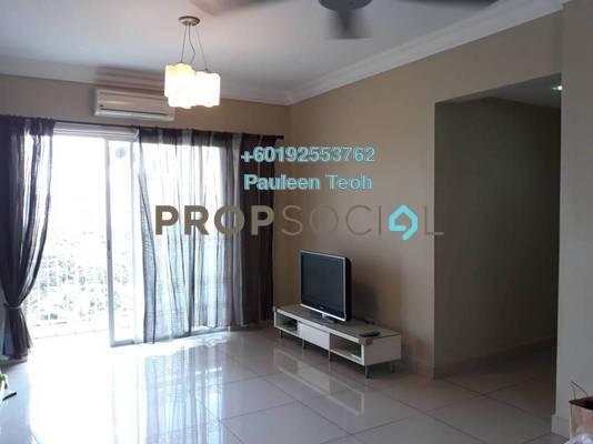 Condominium For Rent in Anggun Puri, Dutamas Freehold Semi Furnished 3R/2B 1.5k
