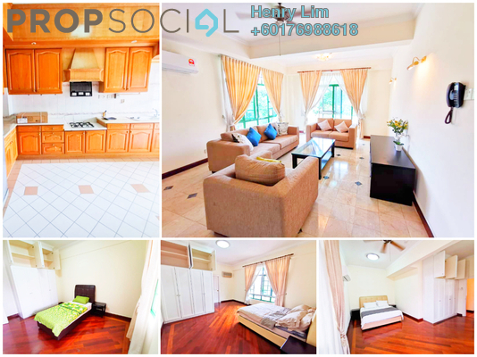 Duplex For Rent in Regal Villa, Ampang Hilir Freehold Fully Furnished 3R/3B 7.7k
