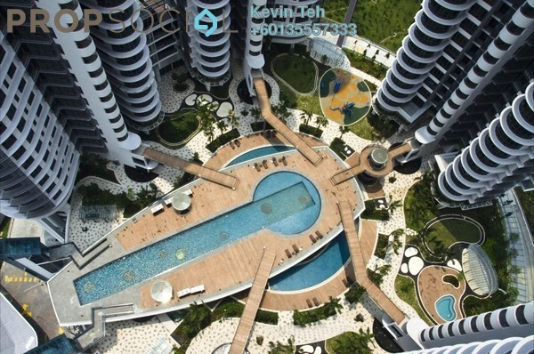 Condominium For Sale in 11 Mont Kiara, Mont Kiara Freehold Semi Furnished 4R/4B 2.8m