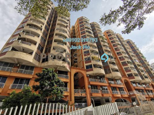 Condominium For Sale in Desa Gembira, Kuchai Lama Freehold Unfurnished 3R/2B 379k