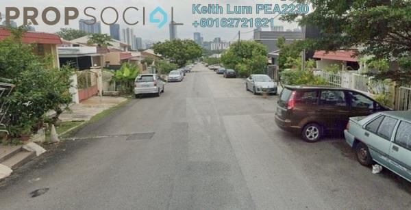 Terrace For Rent in Jalan Bangsar, Kuala Lumpur Freehold Unfurnished 4R/1B 2.5k