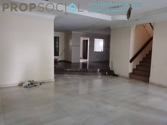 Semi-Detached For Sale in Taman OUG, Old Klang Road Freehold Semi Furnished 5R/3B 1.5m