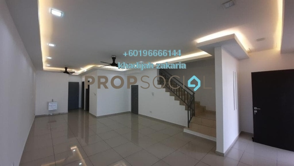 Terrace For Sale in Delfina, Nilai Impian Freehold Semi Furnished 4R/3B 550k