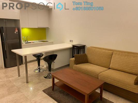 Condominium For Rent in The Signature, Sri Hartamas Freehold Fully Furnished 1R/1B 1.8k