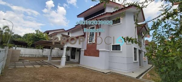 Bungalow For Sale in Jentayu, Bandar Enstek Freehold Unfurnished 5R/5B 910k