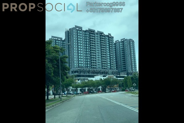 Serviced Residence For Sale in Gaya Resort Homes, Bukit Rimau Freehold Unfurnished 4R/3B 595k