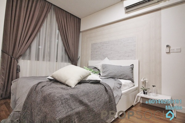 Condominium For Rent in Summer Suites, KLCC Freehold Fully Furnished 1R/1B 2.3k