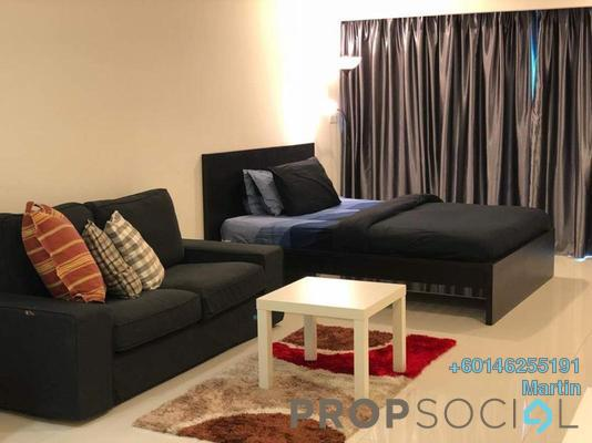 Condominium For Rent in Summer Suites, KLCC Freehold Fully Furnished 1R/1B 1.4k
