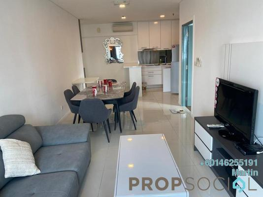 Condominium For Rent in Summer Suites, KLCC Freehold Fully Furnished 1R/1B 2.2k