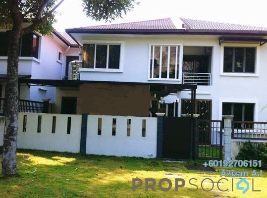 Superlink For Sale in Vistaria Residences, Bandar Puchong Jaya Freehold Semi Furnished 5R/5B 1.8m