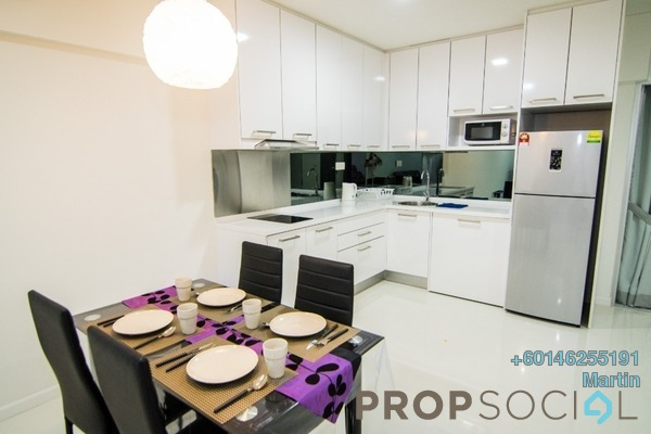 Condominium For Rent in Summer Suites, KLCC Freehold Fully Furnished 2R/1B 2.2k