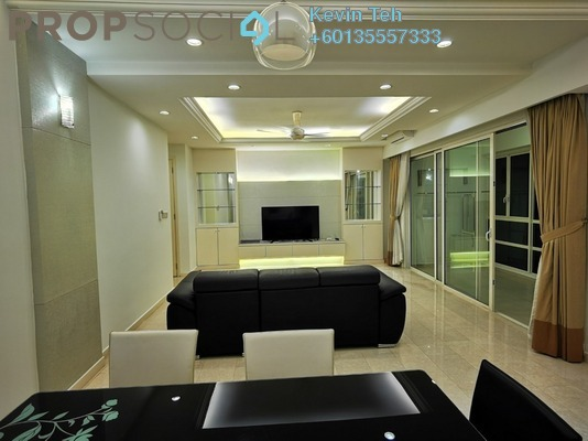 Condominium For Rent in Kiaraville, Mont Kiara Freehold Fully Furnished 3R/3B 6k