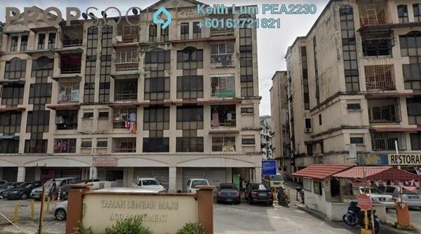 Apartment For Rent in Taman Lembah Maju, Pandan Indah Freehold Unfurnished 3R/2B 1.3k