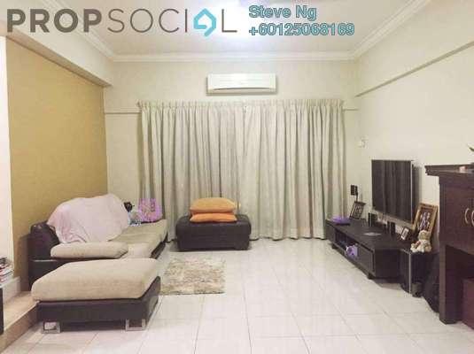 Condominium For Sale in Kelana Mahkota, Kelana Jaya Freehold Semi Furnished 3R/2B 640k