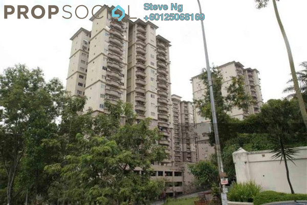 Condominium For Sale in Midah Ria, Cheras Freehold Unfurnished 3R/2B 350k