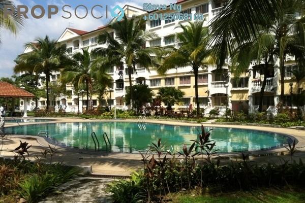 Condominium For Sale in Sri Cassia, Bandar Puteri Puchong Freehold Unfurnished 3R/2B 350k