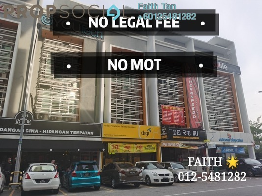 Shop For Sale in Prominence, Bukit Mertajam Freehold Fully Furnished 0R/0B 1.31m