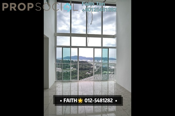 Duplex For Sale in The Clovers, Sungai Ara Freehold Unfurnished 4R/4B 980k