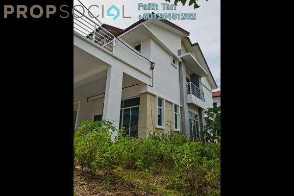 Semi-Detached For Sale in Prestige III, Balik Pulau Freehold Unfurnished 4R/3B 920k