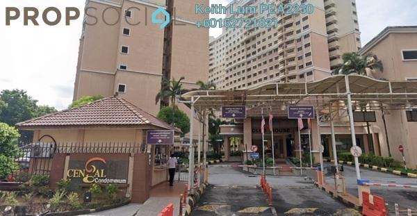 Condominium For Rent in Cengal Condominium, Bandar Sri Permaisuri Freehold Fully Furnished 3R/2B 1.5k
