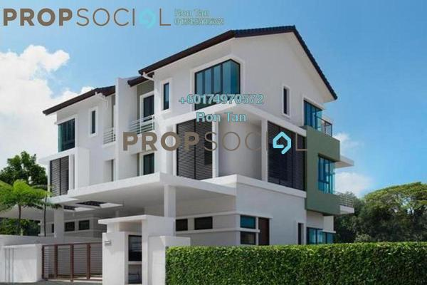 Semi-Detached For Sale in Bayu Ferringhi, Batu Ferringhi Freehold Fully Furnished 4R/5B 2.9m