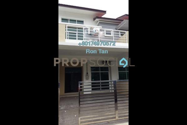 Terrace For Sale in Prestige III, Balik Pulau Freehold Unfurnished 4R/3B 630k