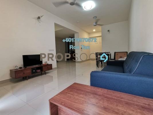 Condominium For Rent in Setia Sky Vista, Relau Freehold Semi Furnished 3R/2B 1.7k
