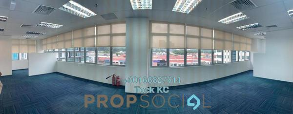 Office For Rent in PFCC, Bandar Puteri Puchong Freehold Semi Furnished 0R/0B 7.27k