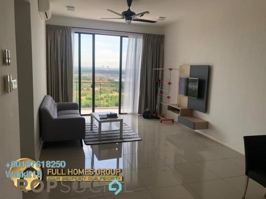 Condominium For Rent in Senibong Cove, Bandar Baru Permas Jaya Freehold Fully Furnished 3R/2B 3k