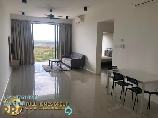 Condominium For Rent in Senibong Cove, Bandar Baru Permas Jaya Freehold Fully Furnished 3R/2B 2.5k