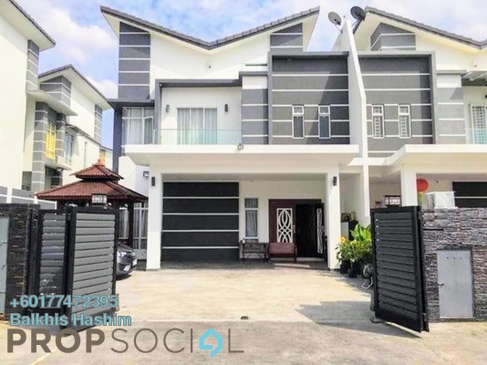 Semi-Detached For Sale in Greenhill Residence, Shah Alam Freehold Semi Furnished 5R/6B 1.35m