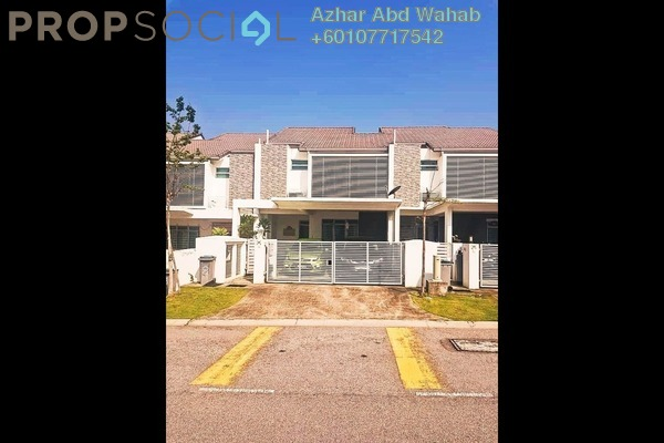 Terrace For Sale in Cempaka Suria 3, Kota Seriemas Freehold Unfurnished 4R/4B 580k