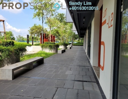 Shop For Rent in Tamarind Square, Cyberjaya Freehold Unfurnished 0R/2B 6.88k