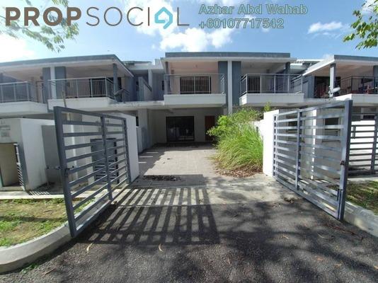Terrace For Sale in Bandar Tasik Puteri, Rawang Freehold Unfurnished 4R/3B 430k