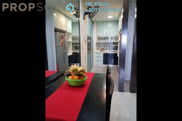 Condominium For Sale in Kinrara Mas, Bukit Jalil Freehold Fully Furnished 3R/1B 465k