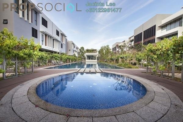 Duplex For Sale in Residensi Ledang, Gelang Patah Freehold Unfurnished 4R/5B 713k