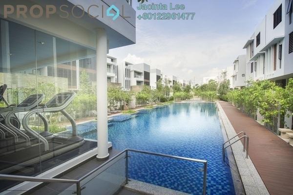 Condominium For Sale in Residensi Ledang, Gelang Patah Freehold Unfurnished 4R/5B 972k