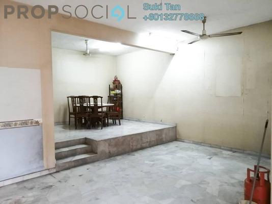 Terrace For Sale in Taman Menjalara, Bandar Menjalara Freehold Semi Furnished 4R/3B 899k