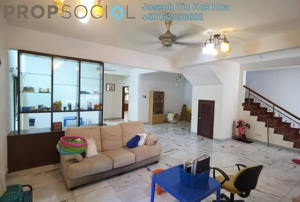 Semi-Detached For Rent in Taman OUG, Old Klang Road Freehold Semi Furnished 4R/4B 3.5k