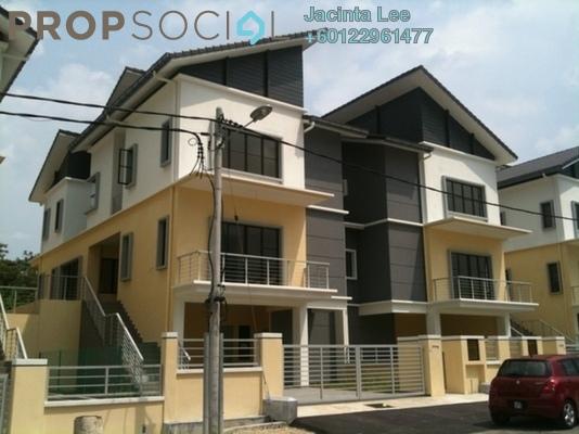 Semi-Detached For Sale in Taman Puncak Saujana, Kajang Freehold Semi Furnished 5R/6B 948k