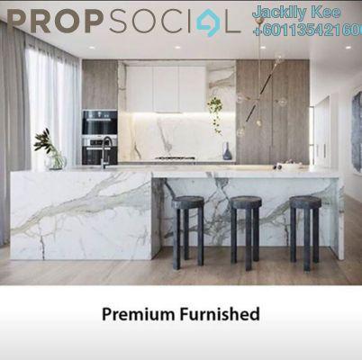 Condominium For Rent in The Ridge @ KL East, Melawati Freehold Fully Furnished 3R/2B 2.5k