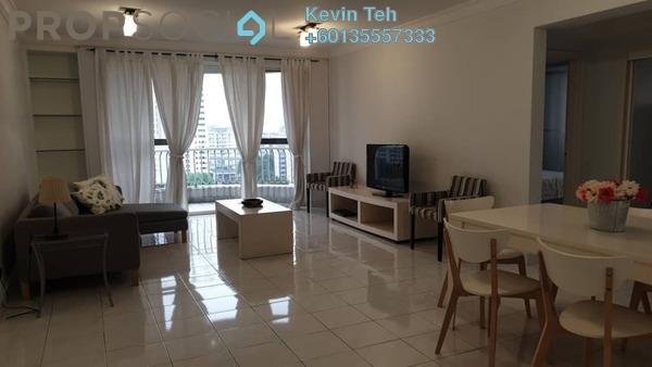 Condominium For Rent in Mont Kiara Pelangi, Mont Kiara Freehold Fully Furnished 3R/2B 2.8k