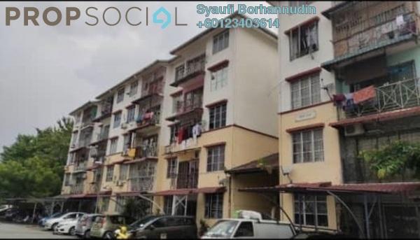 Apartment For Sale in Desa Putra, Batu Caves Freehold Unfurnished 3R/2B 235k