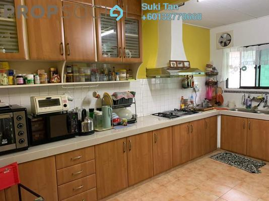 Terrace For Sale in Happy Garden, Old Klang Road Freehold Semi Furnished 3R/2B 710k