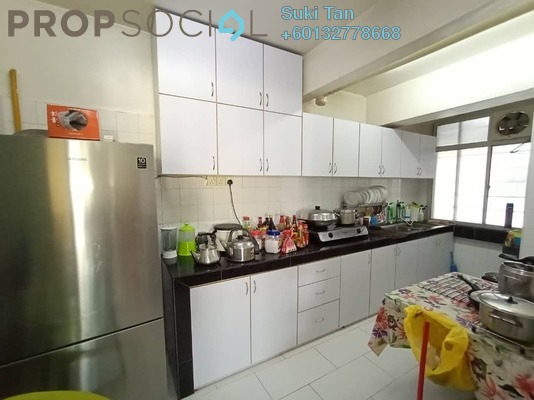 Condominium For Sale in Casa Magna, Kepong Freehold Semi Furnished 3R/2B 350k