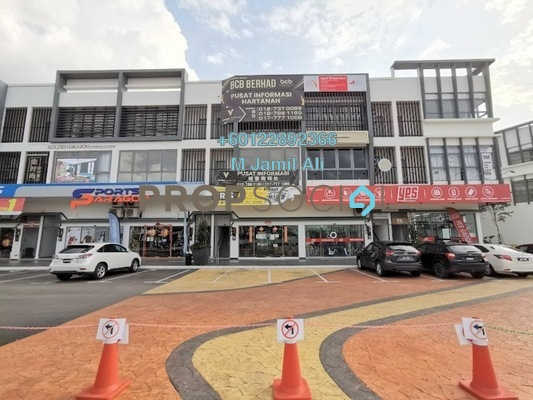 Shop For Rent in VERSIS, Batu Pahat Freehold Unfurnished 0R/4B 6k