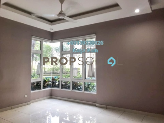 Condominium For Sale in Royal Regent, Dutamas Freehold Semi Furnished 3R/2B 670k