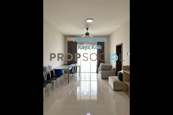 Condominium For Sale in Royal Regent, Dutamas Freehold Semi Furnished 3R/2B 650k