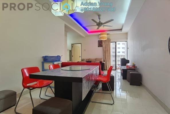 Condominium For Sale in Pelangi Utama, Bandar Utama Leasehold Fully Furnished 3R/2B 500k